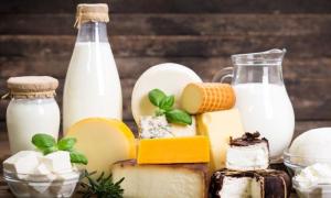Alerta por productos lácteos con posibles riesgos para la salud humana